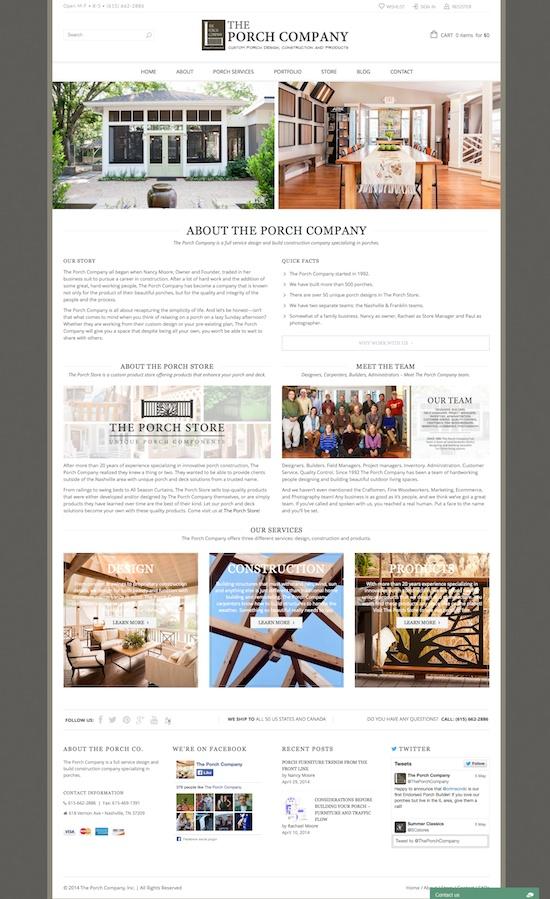 The Porch Company