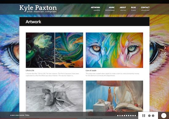 Kyle Paxton