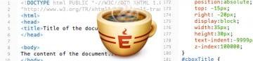Espresso HTML
