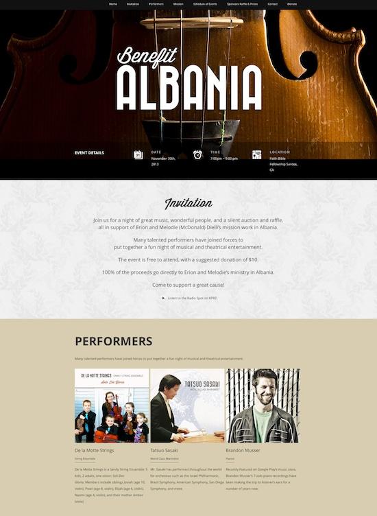 Benefit Albania