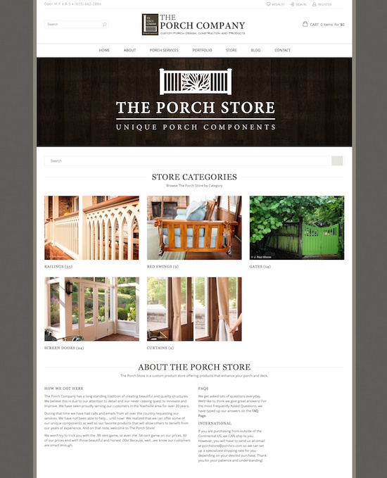 The Porch Company