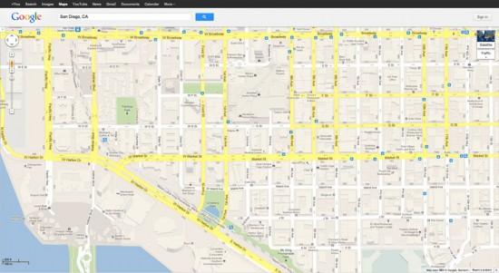 San Diego, CA - Google Maps