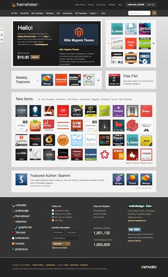ThemeForest | Premium WordPress Themes, Web Templates, Mobile Themes