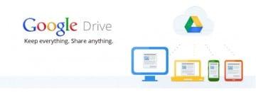 Google Drive Illustration