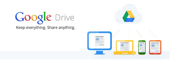 Google Drive Illustration