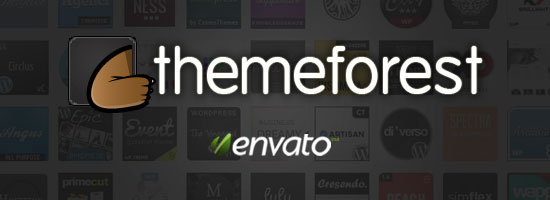 Themeforest on the Envato Marketplace